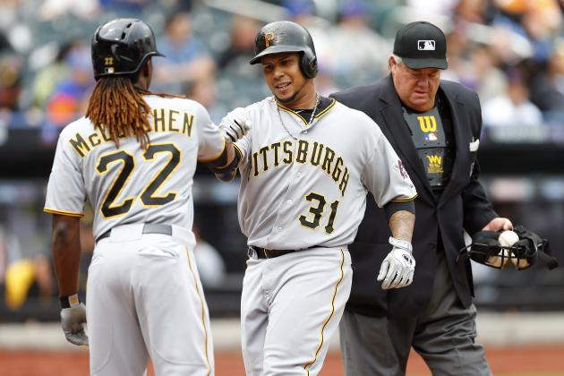 Pittsburgh Pirates: Observations from This Weekend's Pirates-Mets Series