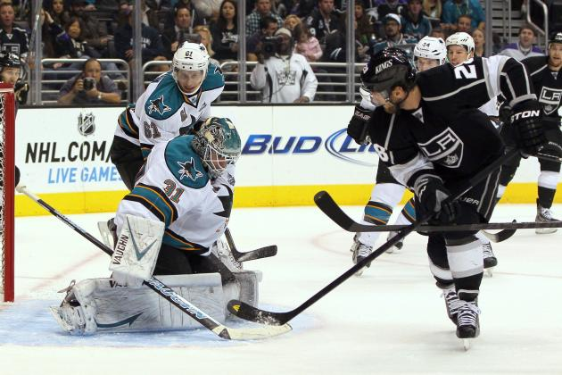 San Jose Sharks Meet Los Angeles Kings in Next Round of Stanley Cup Playoffs