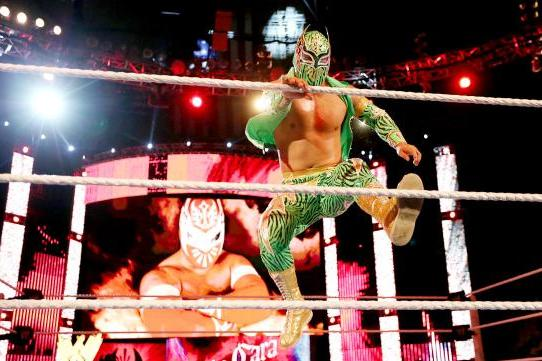 Sin Cara Returns to WWE