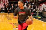 Report: Rose 'Strongly Considered' Return vs. Heat