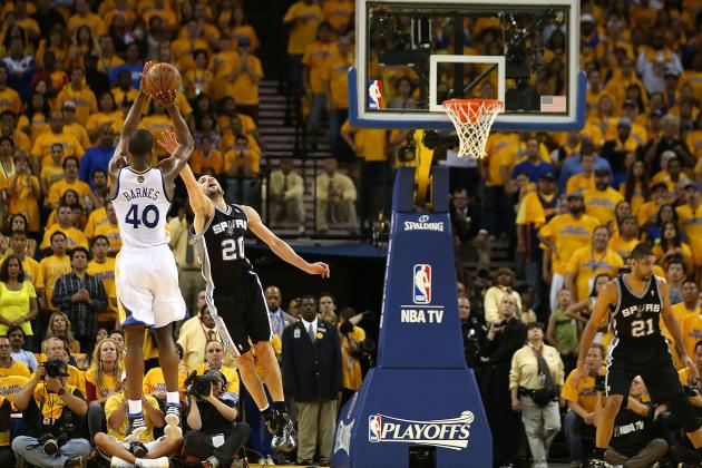 Emerging Storylines in Golden State Warriors vs. San Antonio Spurs Series