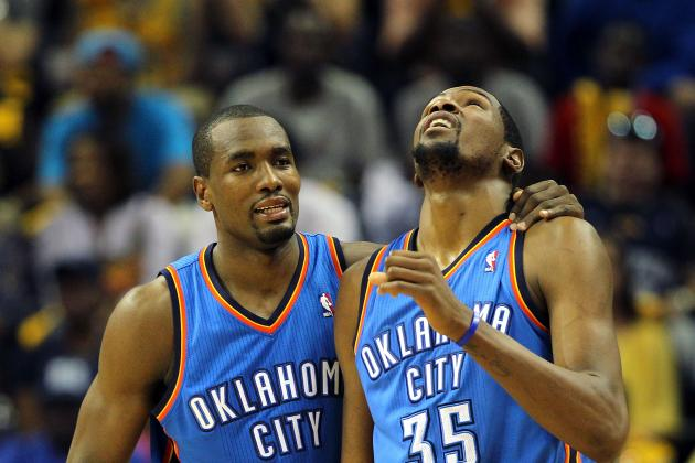 Emerging Storylines to Watch in OKC Thunder vs. Memphis Grizzlies Series