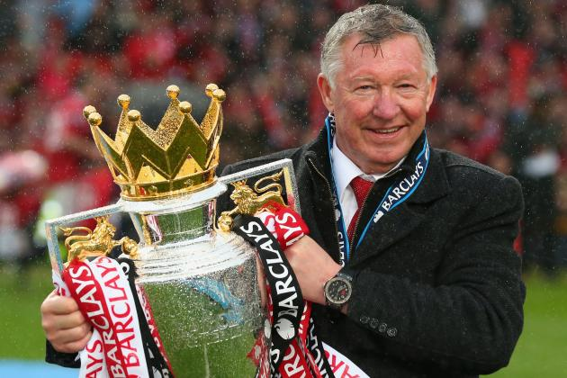 Sir Alex Ferguson Farewell Speech Underlines Man Utd Support for David Moyes