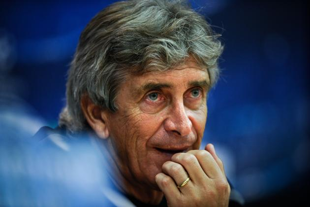 Pellegrini Says He Hasn't Agreed to Be Manchester City Manager