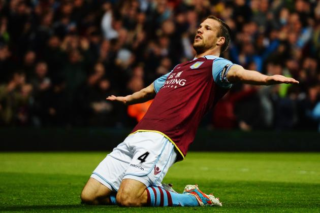 Ron Vlaar Confident Aston Villa Can Steer Clear of Relegation Trouble