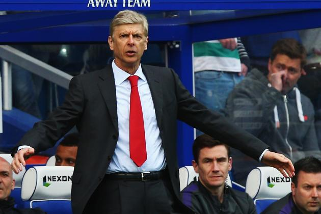 Arsene Wenger Wants Arsenal to Confirm Champions League Qualification