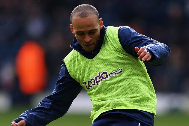West Brom Boss Steve Clarke Admits Peter Odemwingie Is Set to Leave the Club