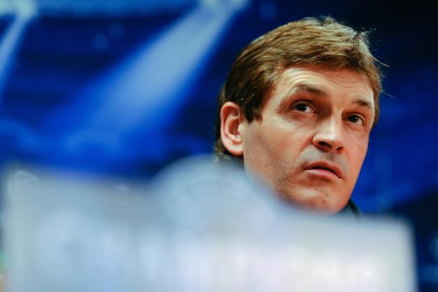 Barcelona Coach Tito Vilanova Feels Side Were Deserved Winners of La Liga