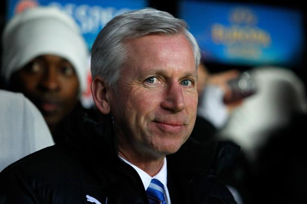 Newcastle United Boss Alan Pardew Insists Arsenal Comment Was a Gag