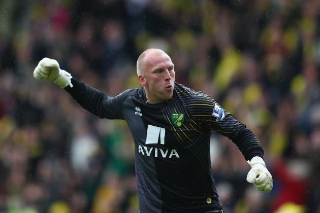 John Ruddy Delighted as Canaries Book Another Season in the Top Flight