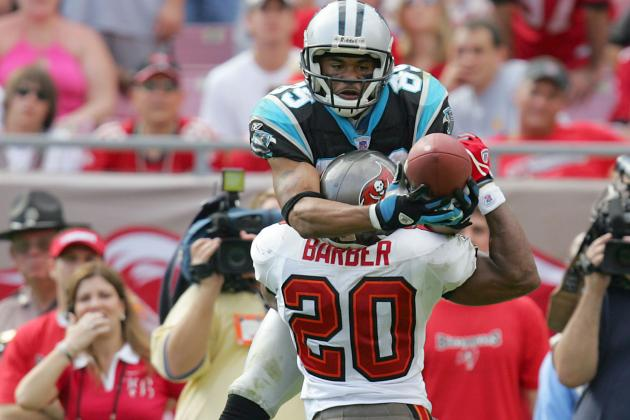 Steve Smith Was Toughest Receiver to Cover, Says Ronde Barber