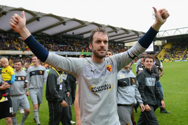 Championship: Manuel Almunia Was Ready for Holidays