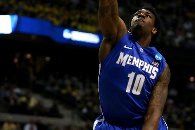 Memphis Transfer Tarik Black Visiting Duke