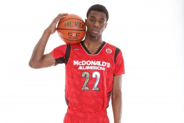 Andrew Wiggins' Decision Date, Schools in Contention and Projections