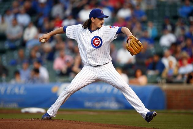 Samardzija's Football Toughness Showing on Baseball Diamond