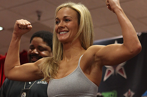 Pregnancy Scratches Laura Sanko; Invicta FC 6 Lineup Again Set with 13 Bouts