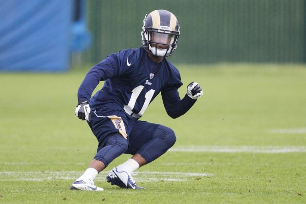 Tavon Austin Settling in with Rams