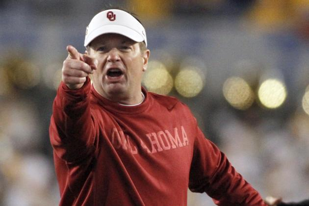 Bob Stoops Skeptical of New College Playoff Committee