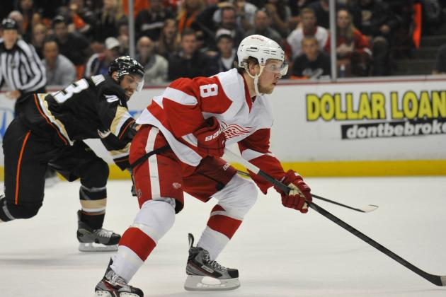 Detroit Red Wings: Justin Abdelkader Stepping Up at the Right Time