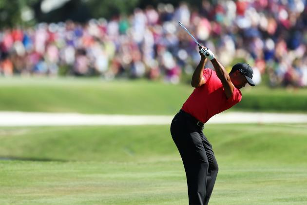 Par 5s Go a Long Way in Determining Tiger Woods' Success