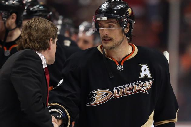 Selanne Unsure About Future After Season-Ending Loss