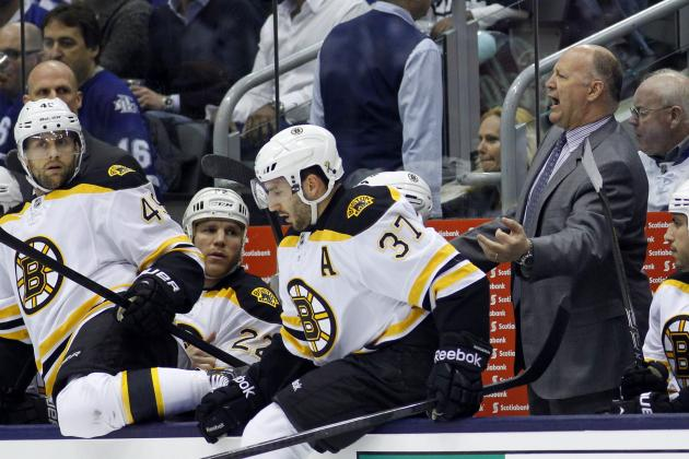 Bruins Unable to Fly Home After Game