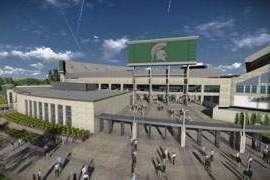 Spartan Stadium Fixes Totaling $20 Million Due in 2014