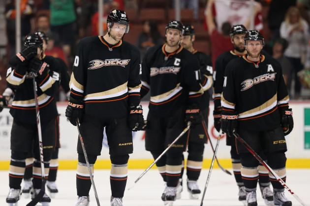 Ducks 'a Pretty Low-Morale Group' After Game 7 Loss