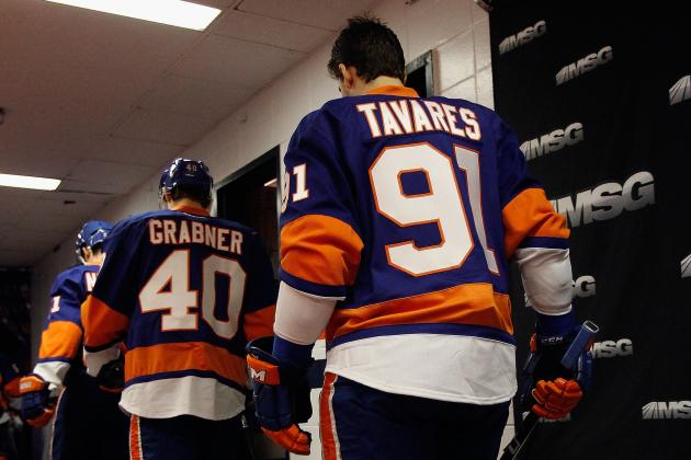 Disappointed New York Islanders Look to Future After Loss to Pittsburgh Penguins