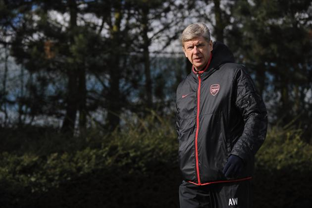 Arsenal: 3 Areas Arsene Wenger Must Improve on Next Season