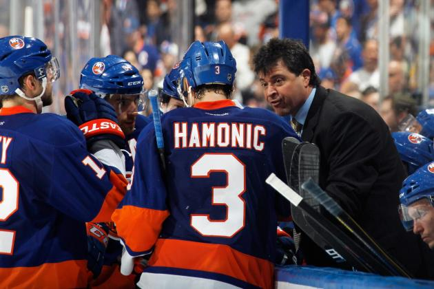 New York Islanders Go Home with Respect