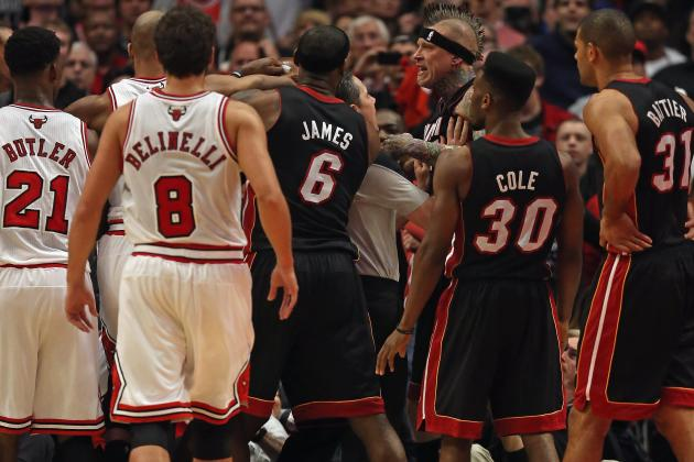 Debate: Are the Bulls Miami's Biggest Rival in the NBA?