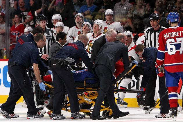 Habs' Eller: 'I Don't Remember Anything' About Gryba Hit