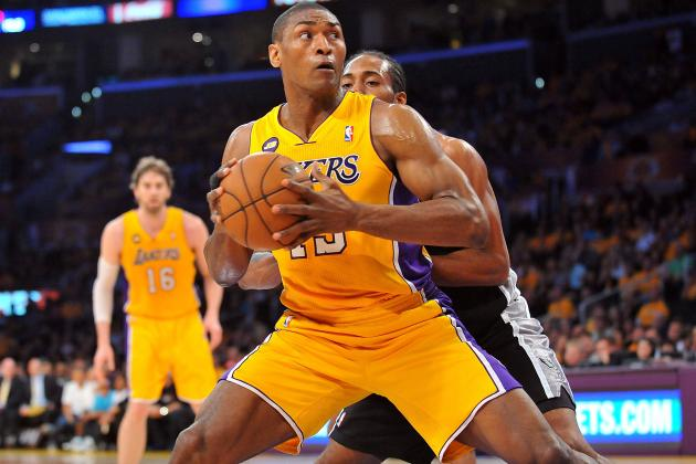 Top 10 Metta World Peace Tweets from the NBA Playoffs