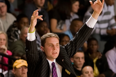 Will Wade Named Mocs Men's Basketball Coach