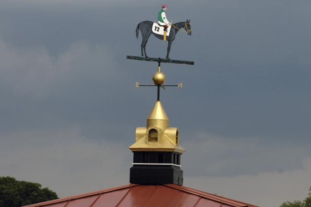 Preakness Stakes 2013: Date, Race Post Time, Weather Updates and More