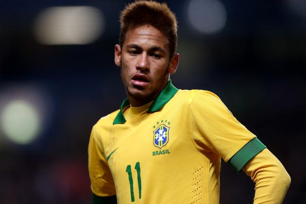 Breaking Down How Neymar Would Fit at Both Barcelona and Real Madrid