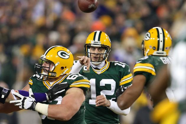 McCarthy: Pack O-Line Switch All About Rodgers
