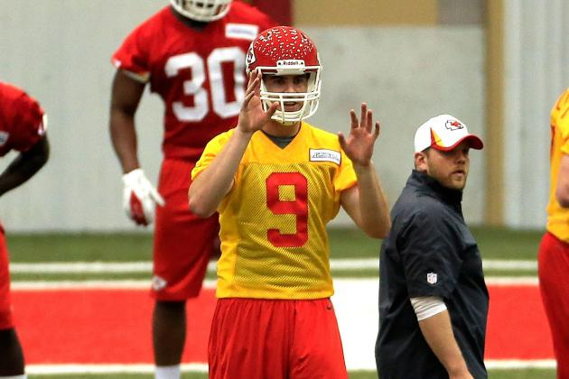 Why Undrafted Free Agent QB Tyler Bray Will Make Kansas City's 53-Man Roster