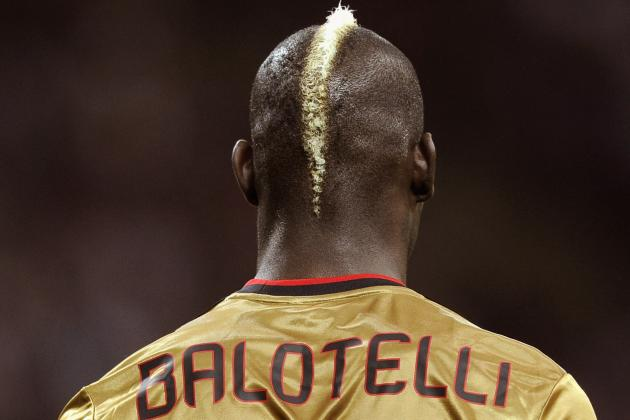 Roma Fined for Racially Abusing Balotelli