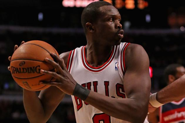 """Deng, Hinrich """"Most Likely"""" Out for Bulls Monday. Which Means They'reout."""