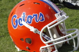 Harris, Brown Enroll at UF