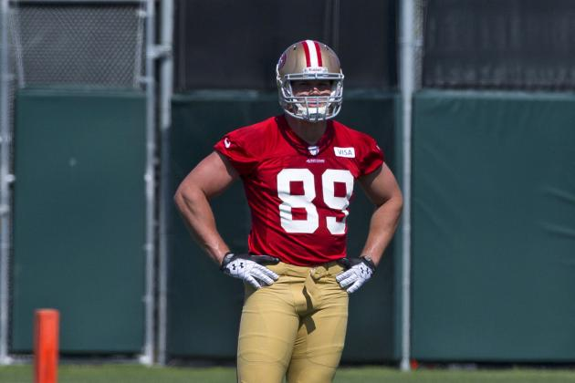 49ers Rookie Camp: Reid, McDonald Go Head-to-Head