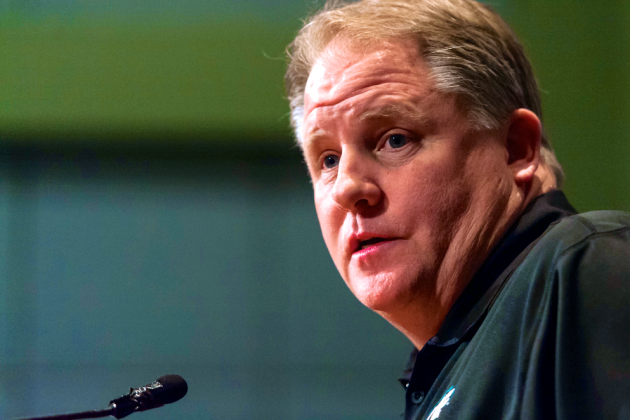 Chip Kelly Kills All Junk Food for Fast-Paced Philadelphia Eagles