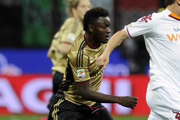 Muntari Given 2-Game Ban