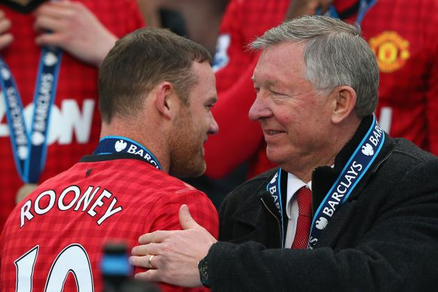 Wayne Rooney's Transfer from Manchester United Would Be Best for Both Parties