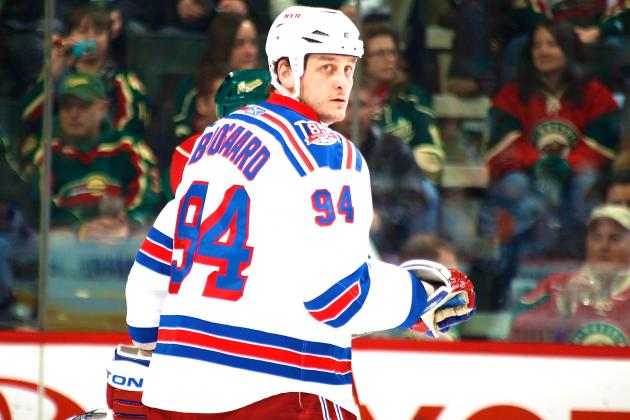 Boogaard Family Sues NHL for Wrongful Death