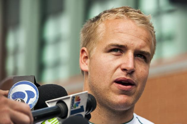 Matt Barkley Plans to Push for Eagles' Starting QB Job