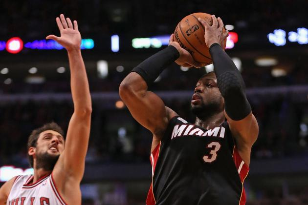 Should the Heat Worry About Wade?
