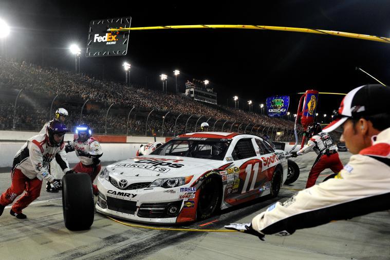 NASCAR on FOX: Hamlin 2nd in return